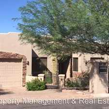 Rental info for 15904 E Cholla Dr - 1
