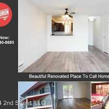 Rental info for 23924 2nd St 307