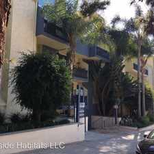 Rental info for 17250 Sunset Blvd