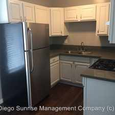 Rental info for 4053 Cherokee Ave. - 6 in the 92104 area