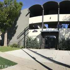 Rental info for 271 Parke St. APT 12 in the Pasadena area