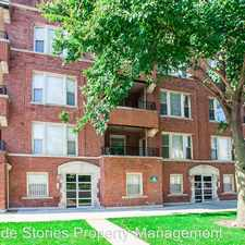 Rental info for 4348 S Prairie Ave 3 DR in the Bronzeville area