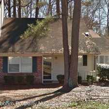 Rental info for 422 Pleasant Home Road