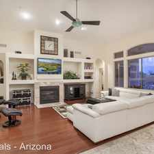 Rental info for 7761 E Camino Del Monte - Pinnacle Peak Monte Estate