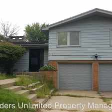 Rental info for 2122 Sussex