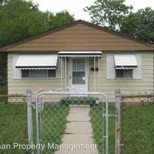 Rental info for 1421 CHURCHMAN AVE in the Near Southeast area
