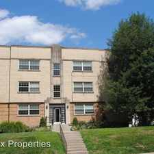 Rental info for 2860 Observatory Ave in the Hyde Park area