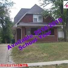 Rental info for 517 W. Adams in the Macomb area