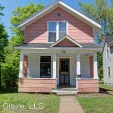 Rental info for 716 Niagara Street in the Eau Claire area
