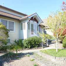 Rental info for 5407 45th Ave SW in the Seaview area