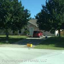 Rental info for 16226 Misty Bay Ct. in the Clermont area