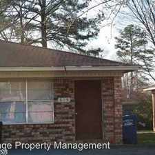 Rental info for 617 4th Ave