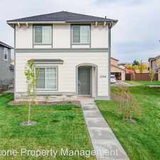 Rental info for 5728 S Pepperview Way