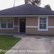 Rental info for 8606 3rd Ave in the Riverview area