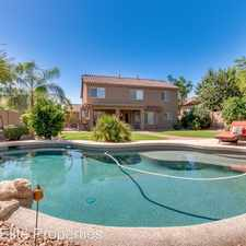 Rental info for 478 E Poncho Ln