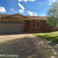 Rental info for 2225 87th Street in the Lubbock area