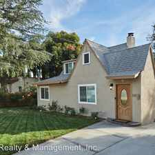 Rental info for 3136 Evelyn St. in the La Crescenta-Montrose area