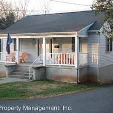 Rental info for 211 Todd Ave in the Charlottesville area