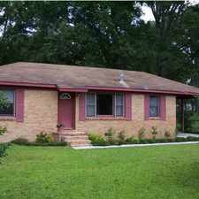 Rental info for 105 Hollywood Drive in the Goose Creek area