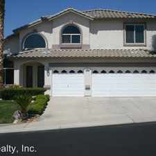 Rental info for 689 vortex in the Paradise Hills area