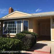Rental info for 3958 Rene Drive in the San Diego area