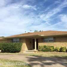 Rental info for 3707 S Canton Ave
