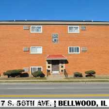 Rental info for 137 S 50th Ave # 2E in the Melrose Park area