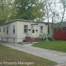 Rental info for 634 1/2 Lewis