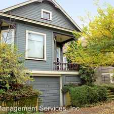 Rental info for 2328 NE Couch St in the Buckman area
