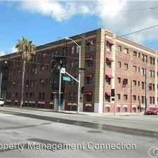 Rental info for 800 Pacific Ave. Unit 401 in the Long Beach area