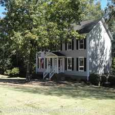 Rental info for 6207 Whippoorwill Dr
