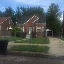 Rental info for 14757 Wilfred in the Detroit area