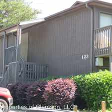 Rental info for 123 College Heights Blvd Units1A-12A, 1B-12B