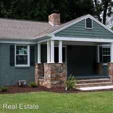 Rental info for 1809 Fulton Ave in the Charlotte area