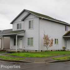 Rental info for 3803 Oranda St. SE