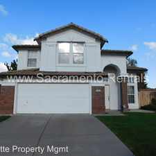 Rental info for 7842 Kanan Court in the Antelope area