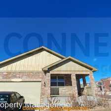 Rental info for 16697 E. 102nd Ave in the Denver area