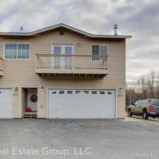 Rental info for 9333 Commons Place in the Anchorage area