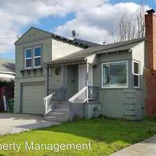 Rental info for 2628 106th Ave. in the Oakland area