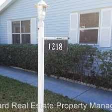 Rental info for 1218 Maria Court