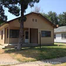 Rental info for 543 S Richmond in the Sunflower area
