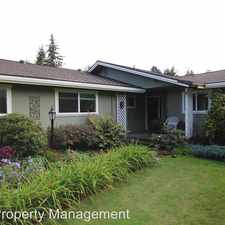 Rental info for 32205 40th Pl SW