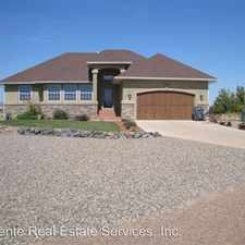Rental info for 1097 S. McCulloch Way in the Pueblo West area
