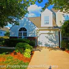 Rental info for 8231 Southgate Commons Dr in the Charlotte area
