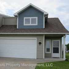 Rental info for 605 Walters Dr.