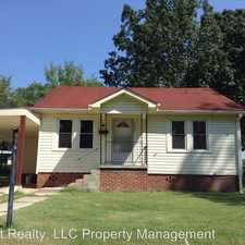 Rental info for 3423 Madison in the Gadsden area