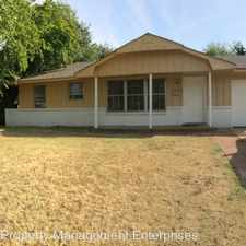 Rental info for 5920 NW 62nd Terr in the Bethany area