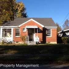 Rental info for 3520 Coleman Avenue in the Grahamwood area