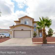 Rental info for 7601 Plaza Taurina Dr. in the Desierto Plaza area