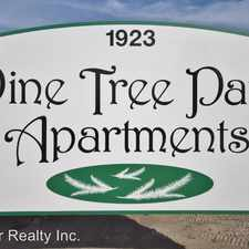 Rental info for Pine Tree Park Apartments - Building B & C 1923 S. Vancouver Street